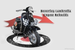 Beverleylambretta Enginerebuilds