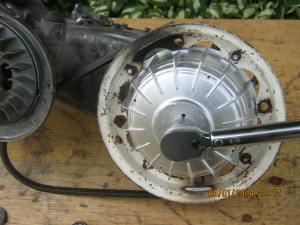 Torque Rear Hub Nut